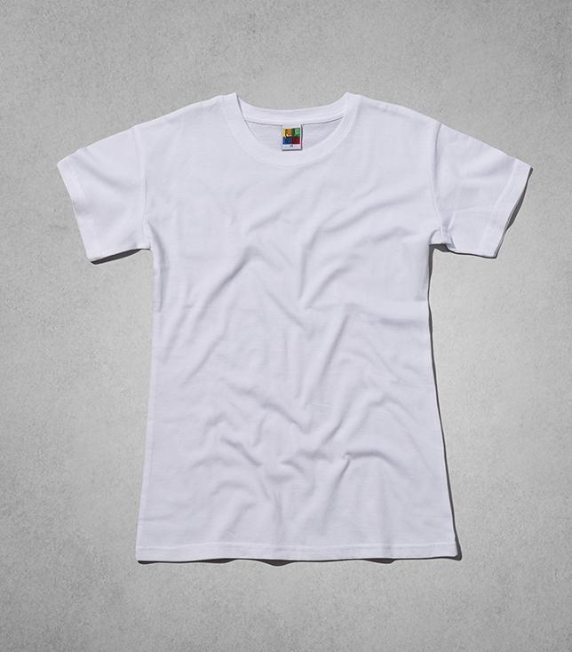 חולצת סנס קידס בנות שרוול קצר צווארון עגול